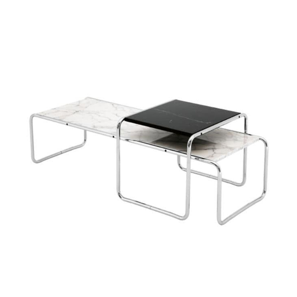 table basse knoll table basse rectangulaire laccio. Black Bedroom Furniture Sets. Home Design Ideas