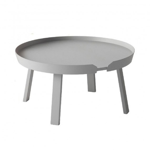 Muuto AROUND large Gris clair