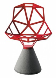 CHAIR ONE Rouge