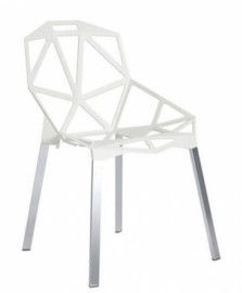 CHAIR ONE Blanc