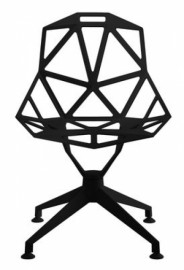 CHAIR ONE 4STAR pivotante Noir