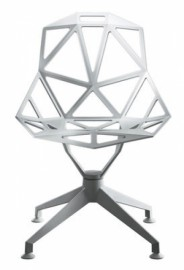 CHAIR ONE 4STAR Blanc