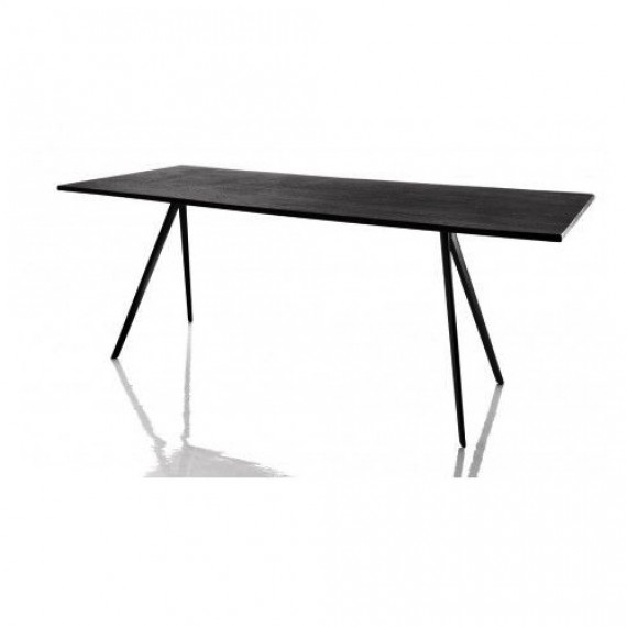 table magis table en ardoise 160x85cm baguette. Black Bedroom Furniture Sets. Home Design Ideas