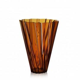 Vase transparent SHANGHAI Ambre