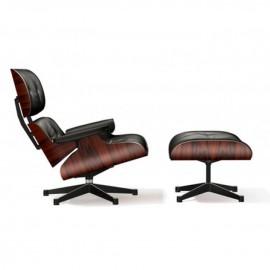 Eames Lounge Chair et Ottoman classique