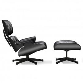 Eames Lounge Chair et Ottoman frêne Vitra