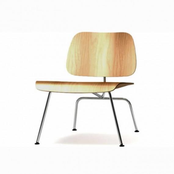 Vitra Eames Plywood LCM frêne naturel