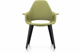 Eames & Saarinen ORGANIC CHAIR Sable Avocat
