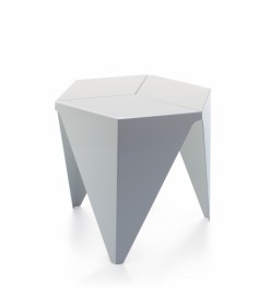 Table PRISMATIC TABLE Blanc