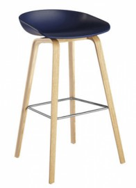 ABOUT A STOOL Bleu