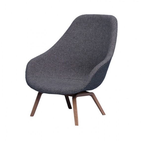 HAY ABOUT A LOUNGE CHAIR HIGH