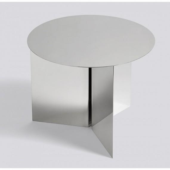 Basse Slit Hay Table Ronde Miroir 0OPw8nkX