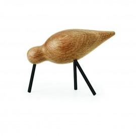 Figurine animale médium SHOREBIRD Noir
