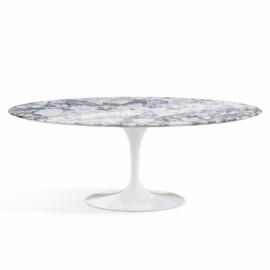 Table de repas Saarinen marbre