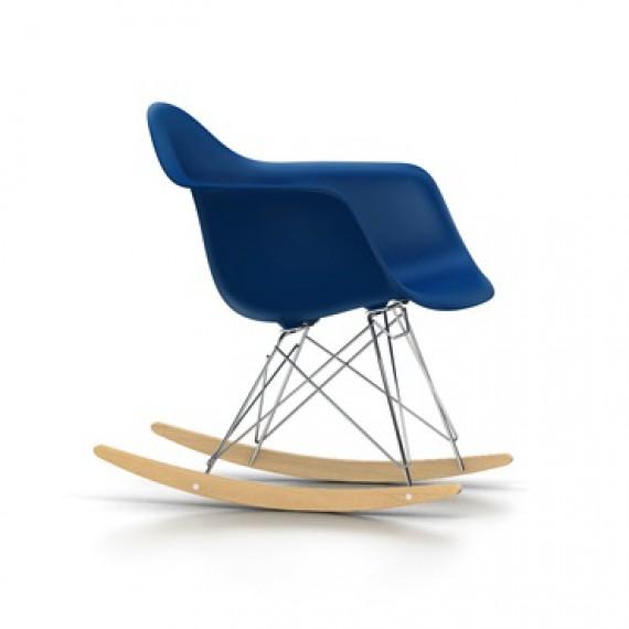 fauteuil vitra rar bleu marine bascule. Black Bedroom Furniture Sets. Home Design Ideas