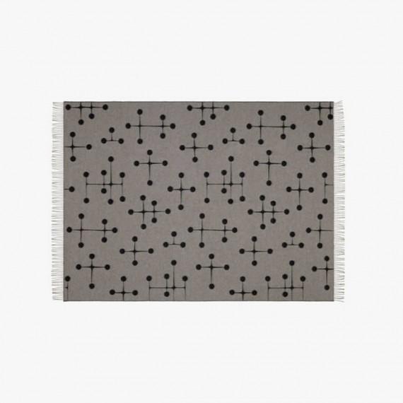 Vitra Plaid Eames Wool Blanket