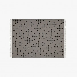 Plaid Eames Wool Blanket