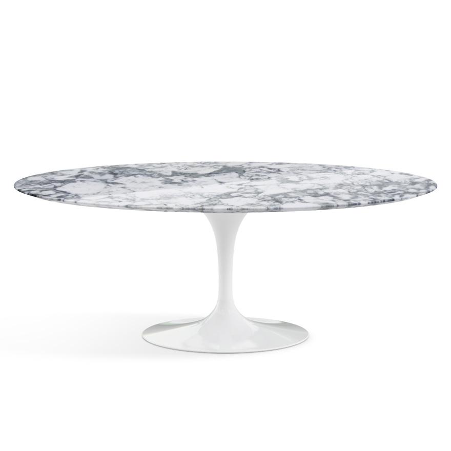 table knoll table de repas saarinen marbre. Black Bedroom Furniture Sets. Home Design Ideas