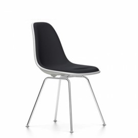 Chaise Eames Plastic Side Chair DSX