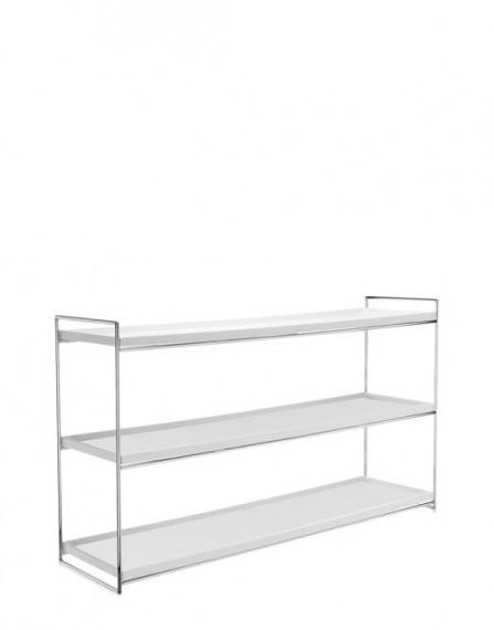 rangements etag re trays blanc kartell. Black Bedroom Furniture Sets. Home Design Ideas