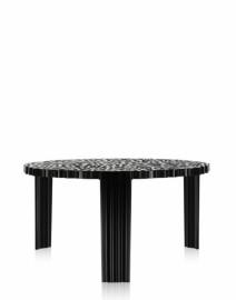 T TABLE petit modèle Noir