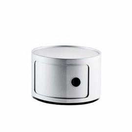Meuble de rangement COMPONIBILI Modulable Blanc