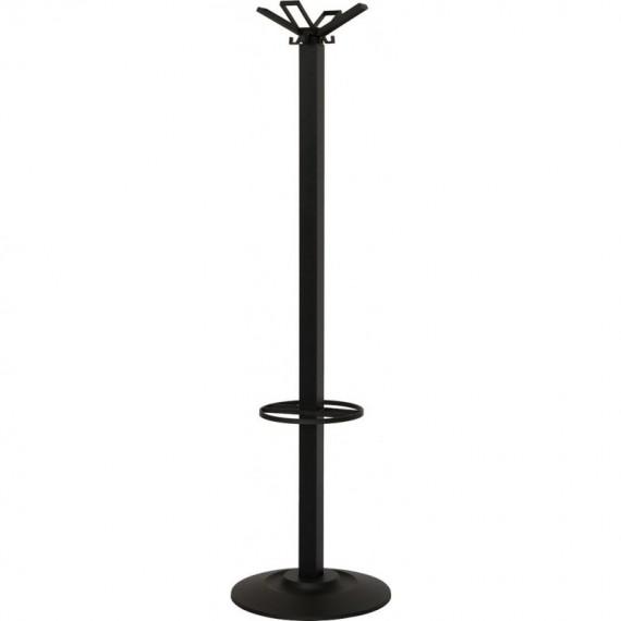 accessoires porte manteau segmenti noir kartell. Black Bedroom Furniture Sets. Home Design Ideas