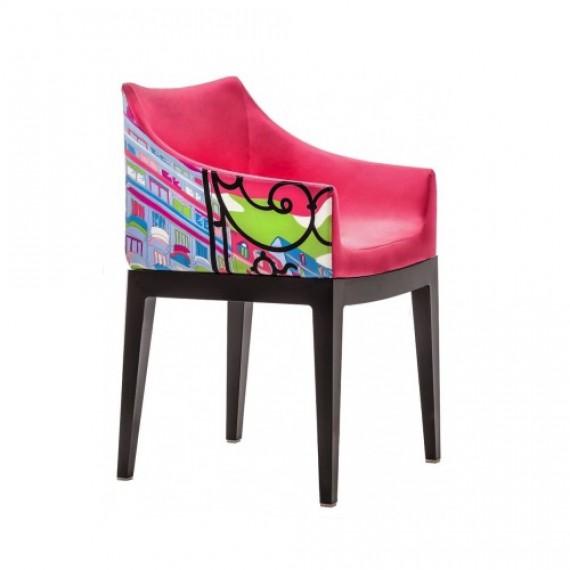 fauteuils madame paris noir kartell. Black Bedroom Furniture Sets. Home Design Ideas