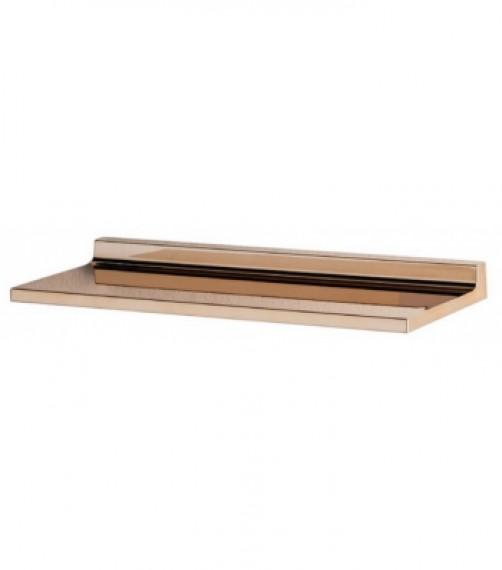 rangement kartell etag re murale shelfish m tallis e cuivre. Black Bedroom Furniture Sets. Home Design Ideas