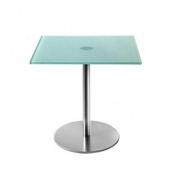 Table brio h69 60x60 lapalma for Table exterieur 60x60
