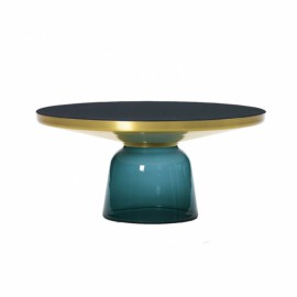 Table d apppoint Bell coffee table Emeraude