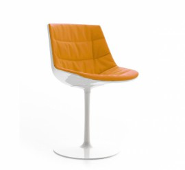 FLOW CHAIR pied central rembourree