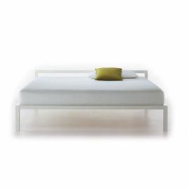 Lit ALUMINIUM BED laqué 170x210
