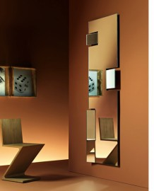 Miroir HIROSHI rectangulaire