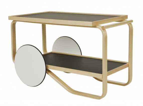 Artek Table roulante Trolley