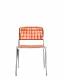 AUDREY SHINY Orange