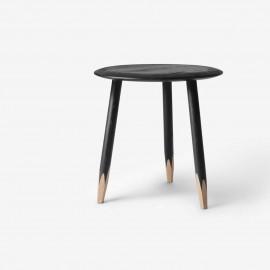Table HOOF Ø50 Noir