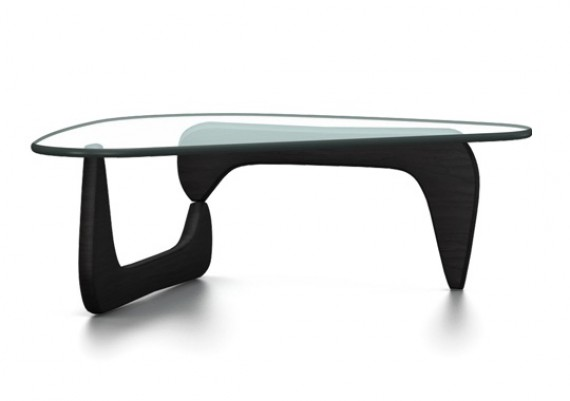 Vitra COFFEE TABLE Frêne noir