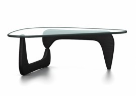 COFFEE TABLE Frêne noir Vitra