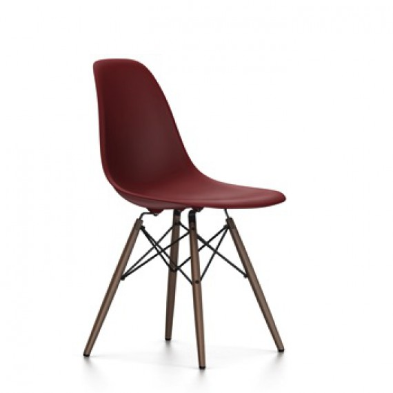 Vitra Chaise Rouge Dsw Foncé Oxyde nP8O0wkX