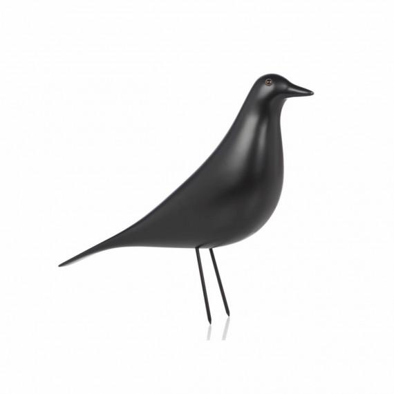 Vitra Oiseau décoratif EAMES HOUSE BIRD Vernis noir