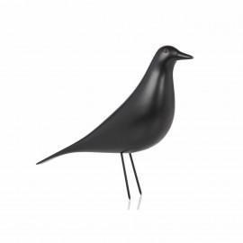 Oiseau décoratif EAMES HOUSE BIRD Vernis noir Vitra