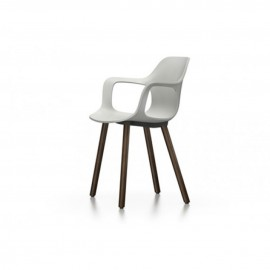 HAL ARMCHAIR WOOD Noyer blanc