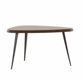 Table MEXIQUE Noyer Perriand