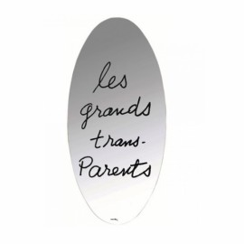 Miroir LES GRANDS TRANS PARENTS