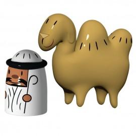 Amir & Camelus set de deux figurines