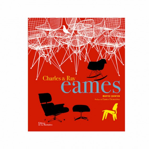 Edition La Martinière Livre Charles & Ray Eames