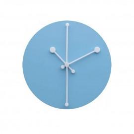 Dotty Clock - Turquoise