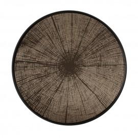 Plateau Bronze slice L