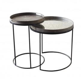Tables gigognes Round Tray